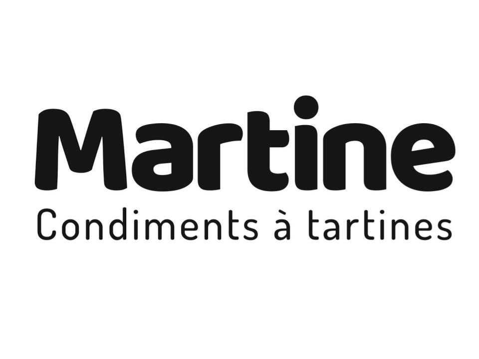 martine, condiments à tartines